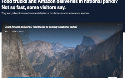 NBC News Interviews Tuple Legal Client About Food Trucks in National Parks